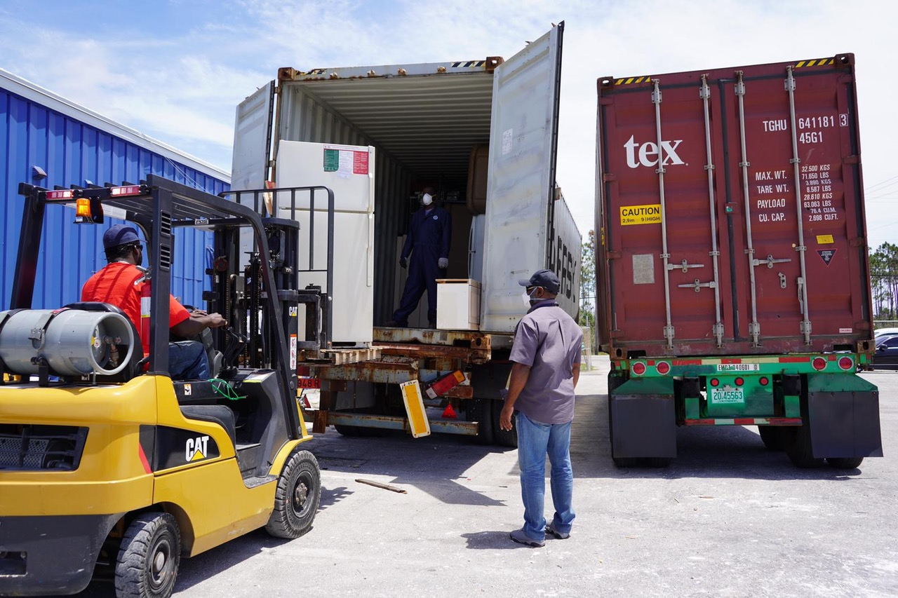 GBDRF, the Charitable Arm of GBPA, sources Furniture and Appliances for Distribution to Residents Impacted by Hurricane Dorian.